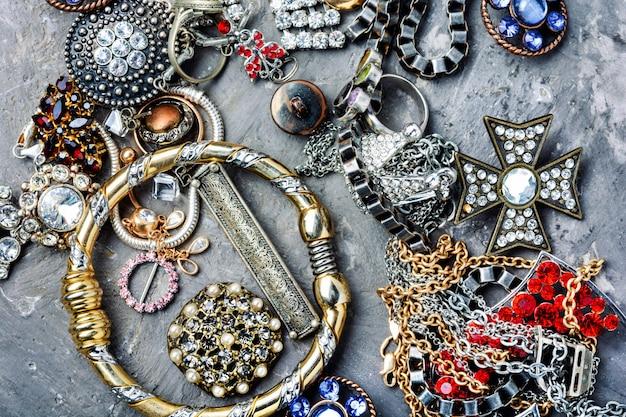 Biżuteria I Biżuteria. Premium Zdjęcia