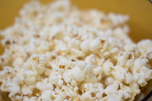 Blisko popcorn Premium Zdjęcia