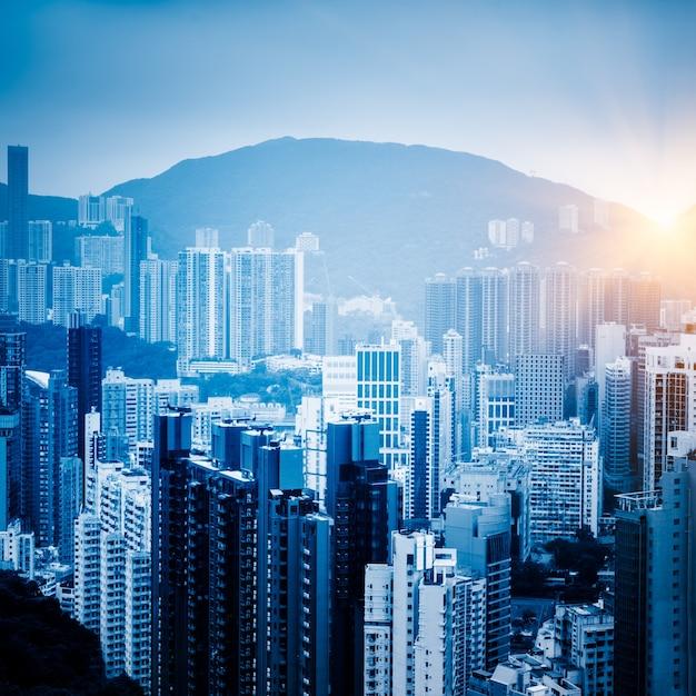Blok Mieszkalny W Hongkongu Darmowe Zdjęcia