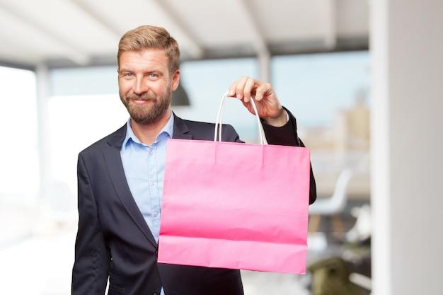 Blond Biznesmen Szczęśliwy Wyraz Darmowe Zdjęcia