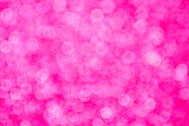 Błyszczące różowe tło Premium Zdjęcia