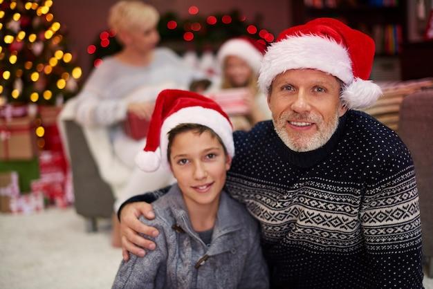 Boże Narodzenie Jako Czas Zarezerwowany Dla Rodziny Darmowe Zdjęcia