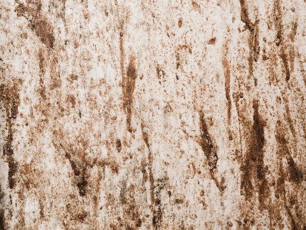 Brudna, poplamiona ściana teksturowana Darmowe Zdjęcia
