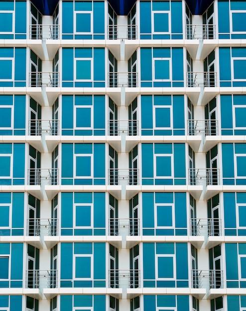 Budynek Abstrakcyjny Premium Zdjęcia