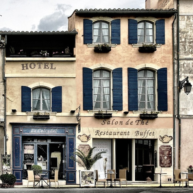 Budynek Provence Europe Home Cote France Darmowe Zdjęcia