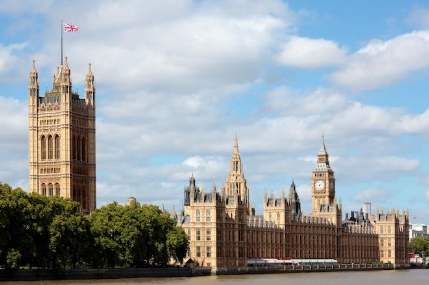 Budynki parlamentu Premium Zdjęcia