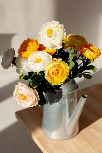 Bukiet Kwiatów W Doniczce Darmowe Zdjęcia