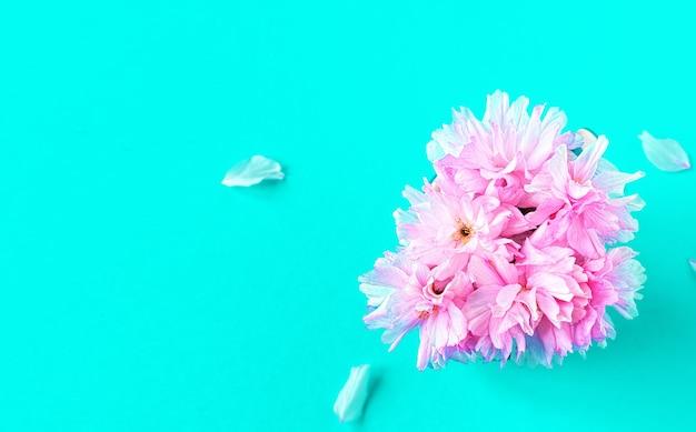 Bukiet Różowych Kwiatów Sakura Darmowe Zdjęcia