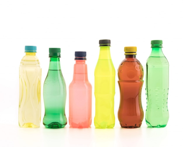 Butelki Z Napojem Bezalkoholowym Darmowe Zdjęcia