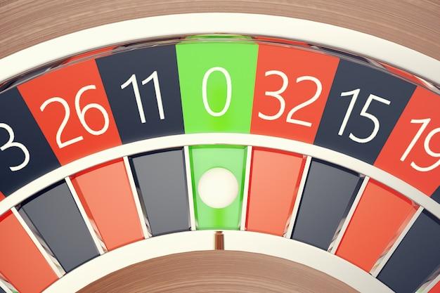 Casino Roulette Las Vegas Gambling Concept. Premium Zdjęcia