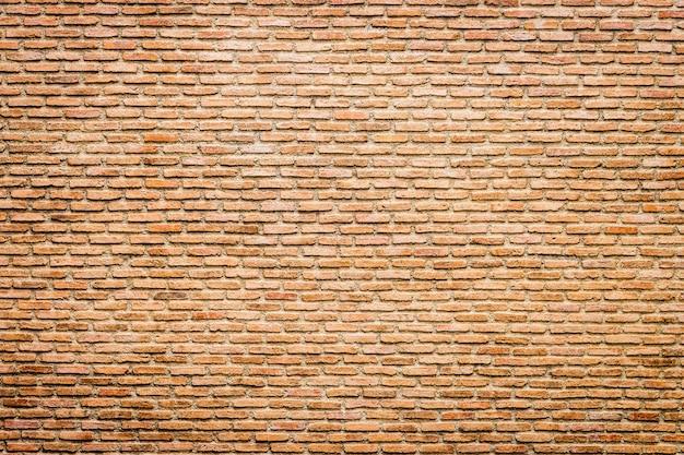 Ceglany mur tekstury tło Darmowe Zdjęcia