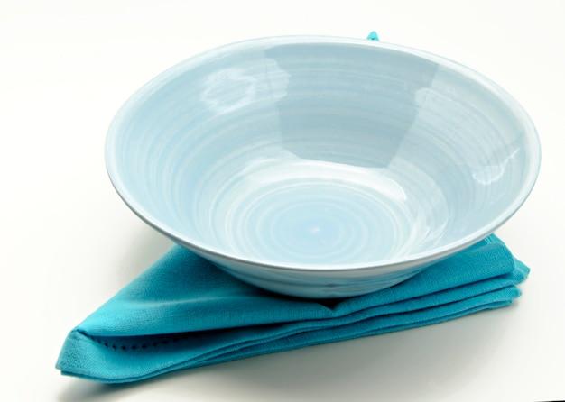 Ceramiczny talerz Premium Zdjęcia