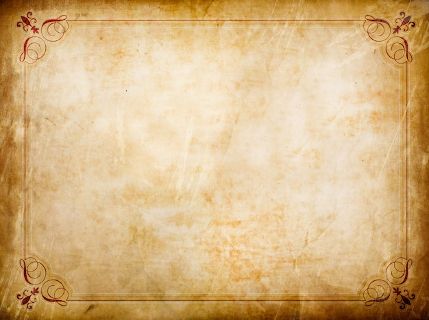 Certyfikat Grunge Z Rocznika Ozdobne Ramki Darmowe Zdjęcia