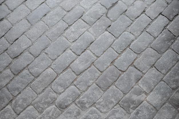 Chodnik Szary Tekstura Premium Zdjęcia