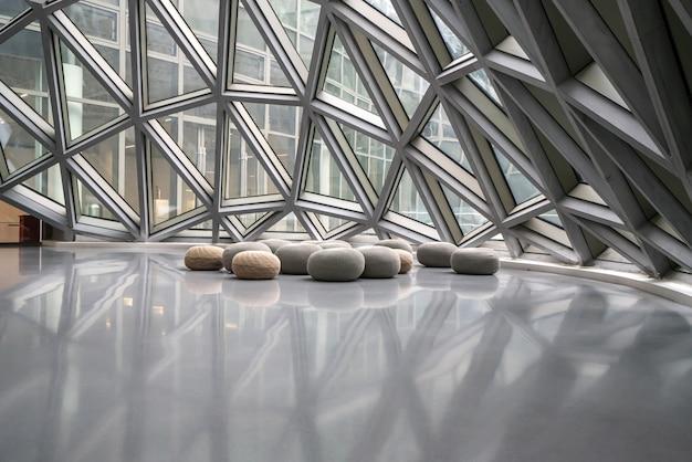 Chongqing, Chiny - 13 Października 2019: Muzeum Sztuki Współczesnej Chongqing, Chiny Premium Zdjęcia