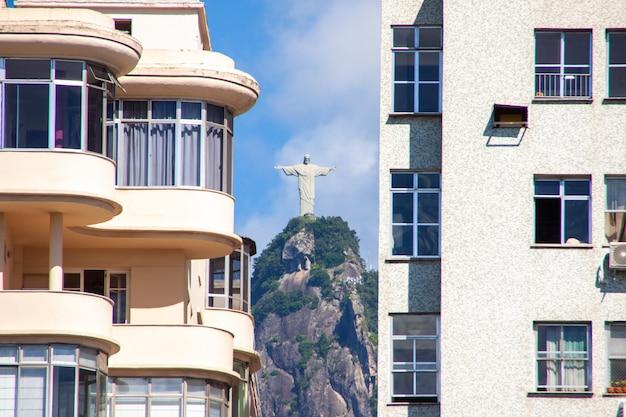 Chrystus Odkupiciel W Rio De Janeiro, Brazylia Premium Zdjęcia
