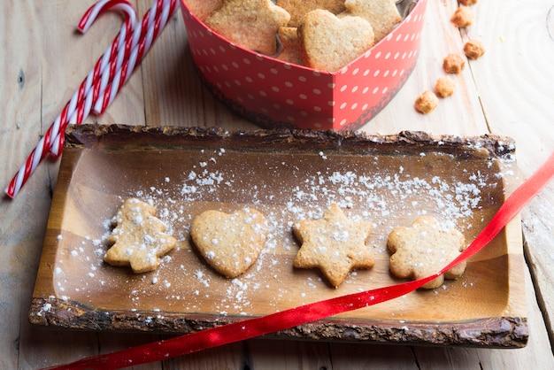 Ciasteczka Na Specjalny Dzień Premium Zdjęcia