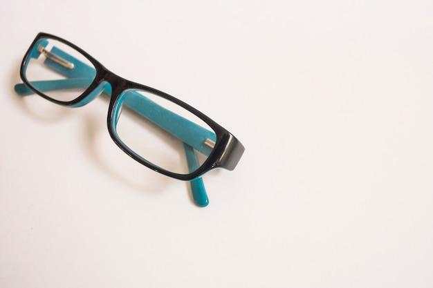 Close-up Eleganckich Okularów Darmowe Zdjęcia