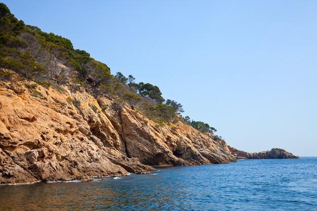 Costa Brava Wybrzeża Krajobrazu Darmowe Zdjęcia