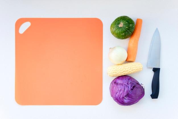 Cutboard Z Warzywami Darmowe Zdjęcia