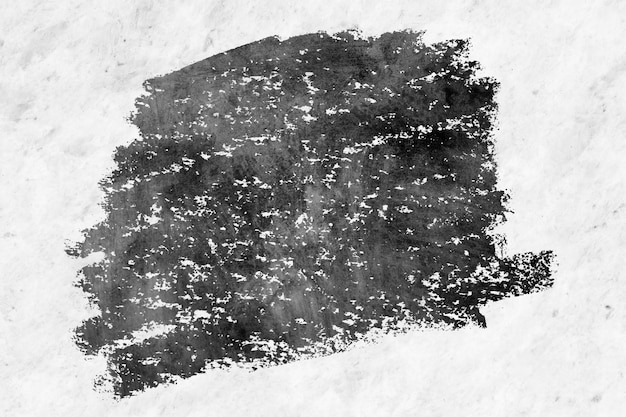 Czarna Farba Olejna Tekstury Na Grunge Betonowej ścianie Darmowe Zdjęcia