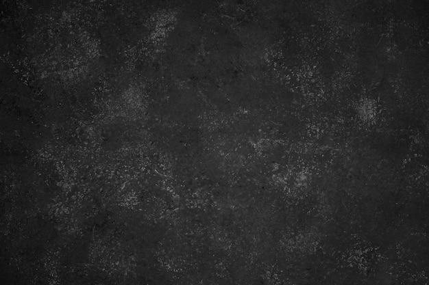 Czarna Powierzchnia Betonu. Beton Tekstura Tło. Premium Zdjęcia