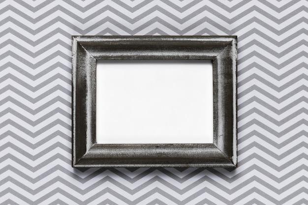 Czarna ramka na monochromatycznym tle Darmowe Zdjęcia