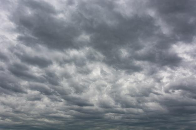 Czarny deszcz streszczenie dark power Darmowe Zdjęcia