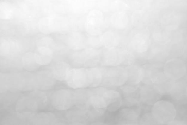 Czarny I Biały Bokeh Tła. Premium Zdjęcia