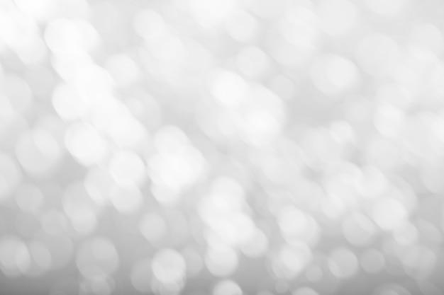 Czarny I Biały Bokeh Tło Premium Zdjęcia