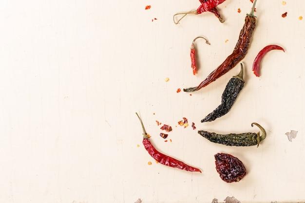 Czerwona Papryczka Chili Premium Zdjęcia