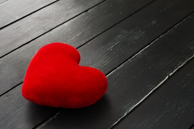 Czerwone Serce Premium Zdjęcia