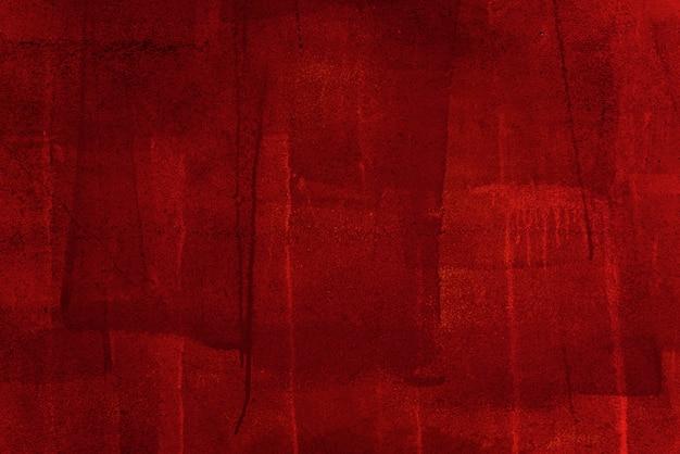 Czerwone tło betonu Darmowe Zdjęcia