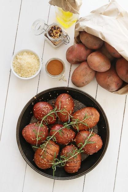 Czerwone Ziemniaki Darmowe Zdjęcia