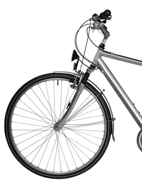 Część Roweru Odizolowana (ścieżka Przycinająca) Premium Zdjęcia