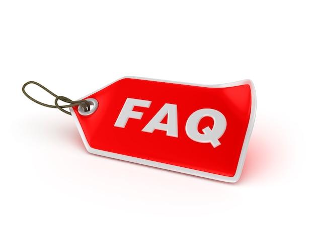 Często Zadawane Pytania Dotyczące Ceny Na Zakupy Premium Zdjęcia