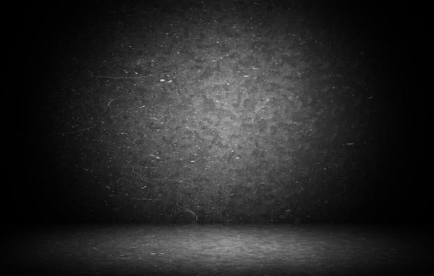 Dark grunge teksturowanej ścianie zbliżenie - dobrze wykorzystać jako tło cyfrowego studio Darmowe Zdjęcia