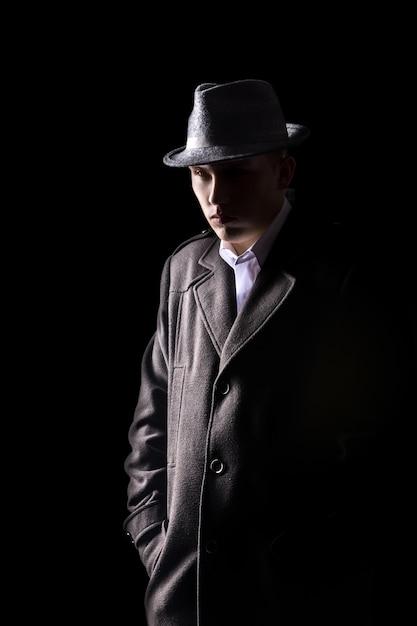Detektyw W Kapeluszu Darmowe Zdjęcia