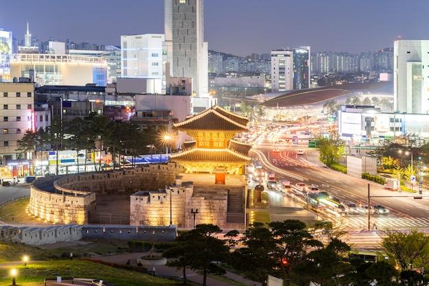 Dongdaemun Gate Seoul Premium Zdjęcia