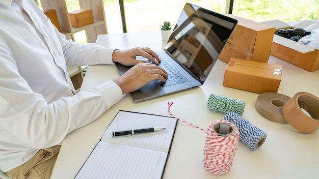 Dostawy Dla Małych I średnich Przedsiębiorstw Premium Zdjęcia