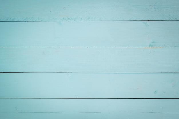 Drewniany obraz z aqua pastelowym kolorem jako tło Premium Zdjęcia