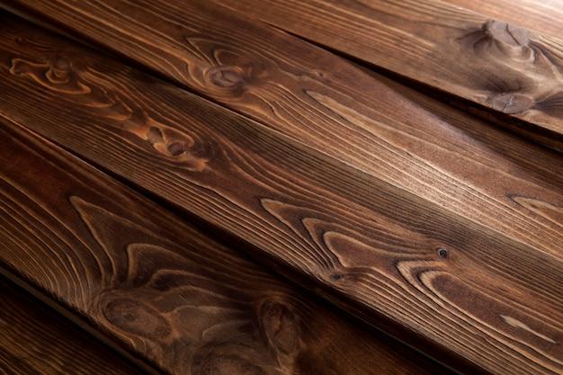 Drewniany tło lub tekstura deski Premium Zdjęcia