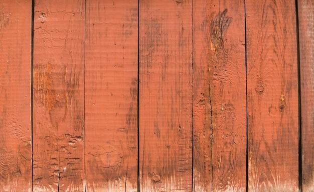 Drewniany Tło Stare Barwione Deski. Stare Drewniane Deski Jako Tekstura. Premium Zdjęcia