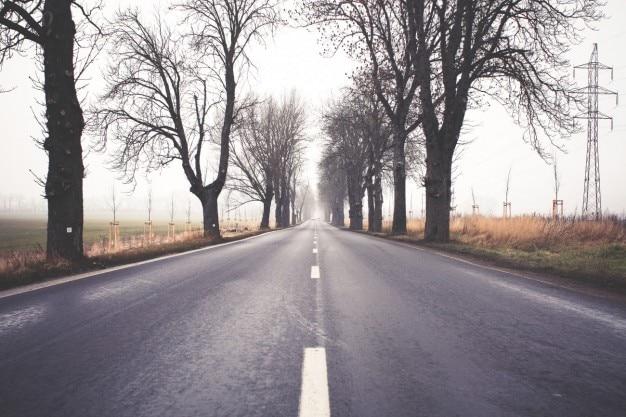 Droga do dowolnego miejsca Darmowe Zdjęcia