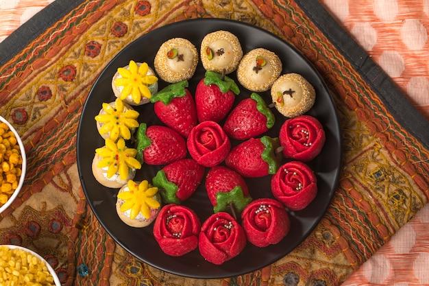 Dryfruits sweet food Premium Zdjęcia