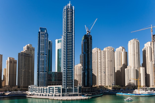 Dubai Marina Darmowe Zdjęcia