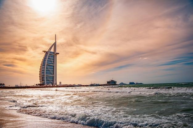 Dubaj, Zjednoczone Emiraty Arabskie Premium Zdjęcia