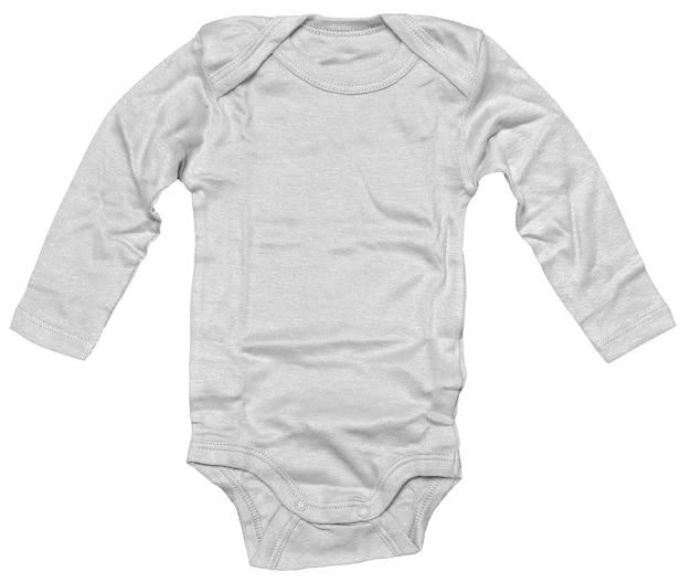 Dzieci Ubrania Odizolowywający Na Białym Tle Premium Zdjęcia