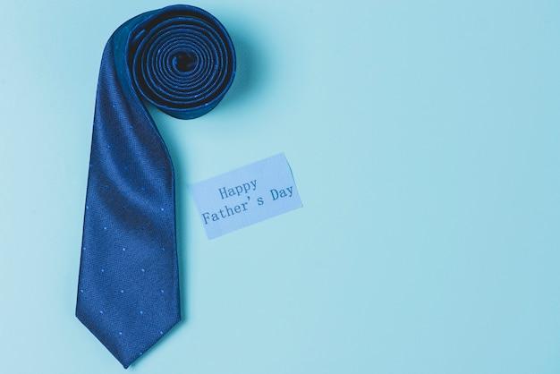 Dzień Ojca Kompozycja Z Krawatem Darmowe Zdjęcia