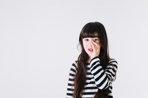 Dziewczyna mówi sekret Darmowe Zdjęcia